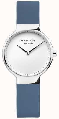 Bering Damen max rené austauschbares blaues Gummiband 15531-700
