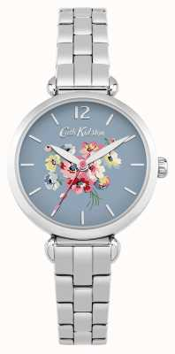 Cath Kidston Womans Metallband blau CKL015SM