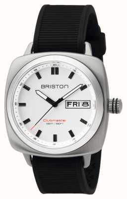 Briston Ex-Display Herren Clubmaster Sport Stahl HMS weiß 16342.S.SP.2.RB-EX-DISPLAY