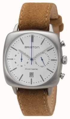 Briston Herren Clubmaster Vintage Stahl Beige 16140.S.V.2.LFCA