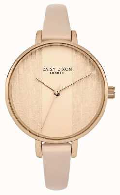 Daisy Dixon Womans Simone stieg Gold DD045RG
