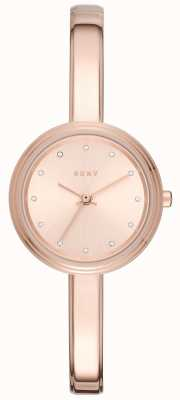 DKNY Womans murray Rose getönten Armbanduhr NY2600
