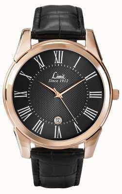 Mens Limit Uhr Leder 5454.01