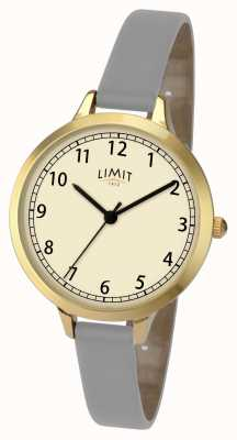 Limit Womans grau / violette Armbanduhr 6228