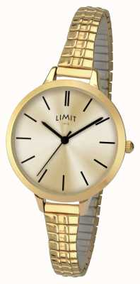 Limit Damen Golduhr 6231