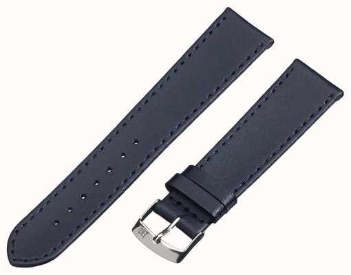 Morellato Strap nur - Sprint Napa Leder dunkelblau 18mm A01X2619875062CR18
