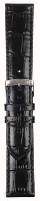 Morellato Strap nur - Samba Alligator Kalb schwarz 18mm A01X2704656019CR18