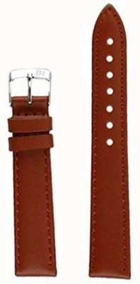 Morellato Strap nur - ibiza Eidechse Kalb braun / rot 20mm A01X3266773041CR20