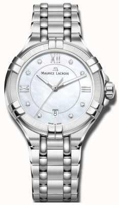 Maurice Lacroix Womans aikon Quarz AI1004-SS002-170-1