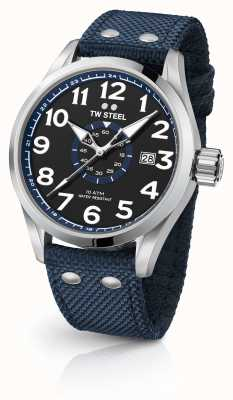 TW Steel Herren volante blau 48mm VS32