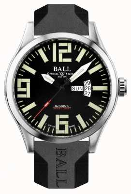 Ball Watch Company Mens Ingenieur Master II Flieger NM1080C-P14A-BK
