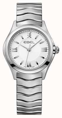 EBEL Wave Damen Edelstahl Uhr 1216374