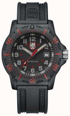 Luminox Black ops 8880 Serie graues Zifferblatt pu schwarzes Armband XL.8895