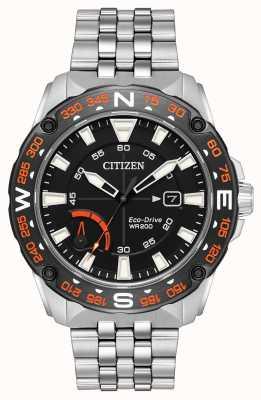 Citizen Eco-Drive-Gangreserve für Herren ab Display AW7048-51E EX-DISPLAY