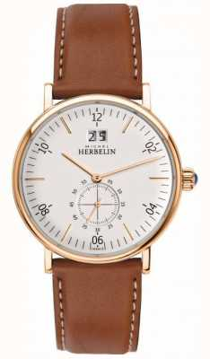 Michel Herbelin Mens Inspiration Chronographenuhr 18247/PR11GO