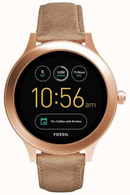 Fossil Womans q Venture Smartwatch FTW6005