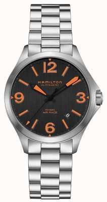 Hamilton Khaki Luftrennen 38mm Edelstahl H76235131