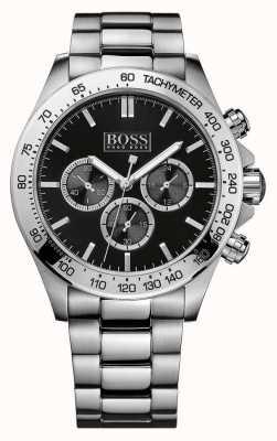 Boss Ikon Chronograph Edelstahl 1512965
