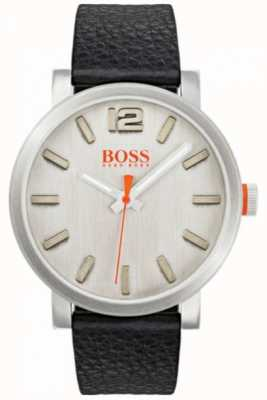 Hugo Boss Orange Herren Bilbao Uhr in Silber 1550035