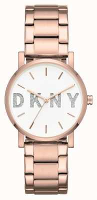 DKNY Womans Soho Roségold Armband NY2654