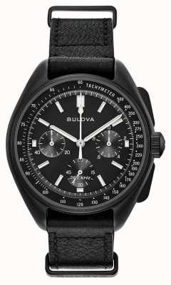 Bulova Herren Sonderedition Mondpilot Chronograph 98A186