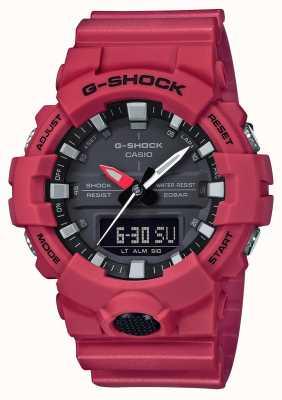 Casio Multifunktions-Armbanduhr GA-800-4AER