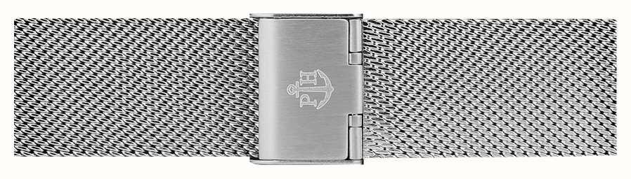 Paul Hewitt | 20mm Edelstahlgitterband | Faltschließe | PH-M1-S-4M