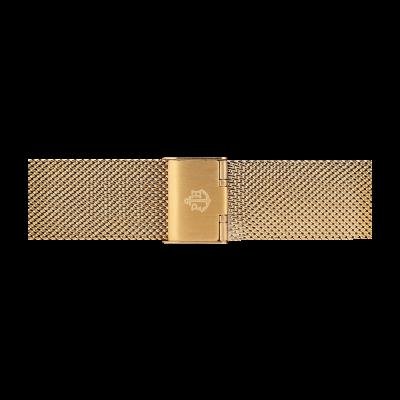 Paul Hewitt Gold-Edelstahl-Mesh-Band Größe m PH-M1-G-4M