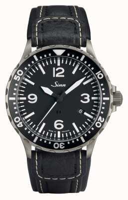 Sinn 857 pilot antimagnetisch schwarz chronissimo Armband Standardlänge 857.012
