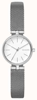 Skagen Womens signatur Edelstahl Petit Uhr SKW2642