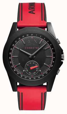 Armani Exchange Herren Hybrid Smartwatch AXT1005