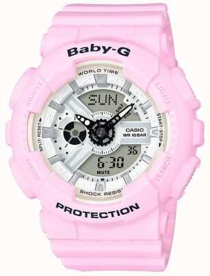 Casio Frauen Baby-g rosa BA-110BE-4AER