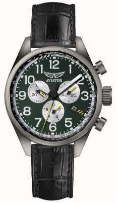 Aviator Herren Airacobra P45 Chronograph Uhr V.2.25.7.171.4