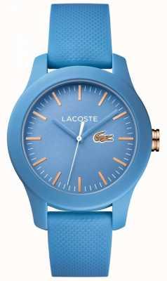 Lacoste Womans 12.12 Uhr blau 2001004