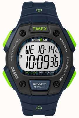 Timex Ironman classic 30 fs schwarz und limone TW5M11600D7PF