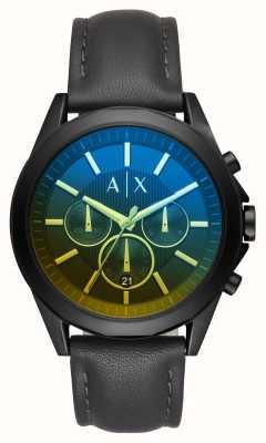 Armani Exchange Herren Drexler Lederband AX2613