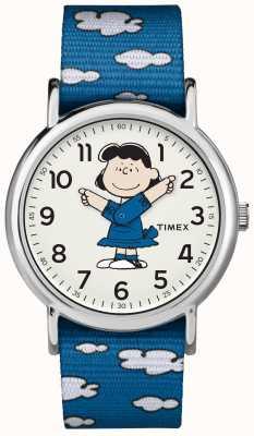 Timex Blaue Armband Lucy Uhr TW2R413006B