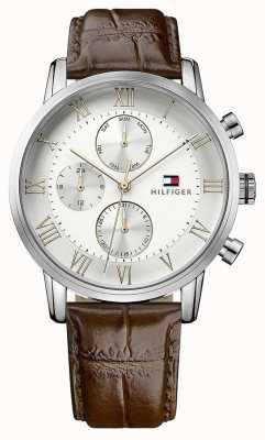 Tommy Hilfiger Kane Herren braunes Armband 1791400