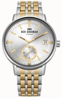 Ben Sherman Portobello Herrenuhr WB071GSM