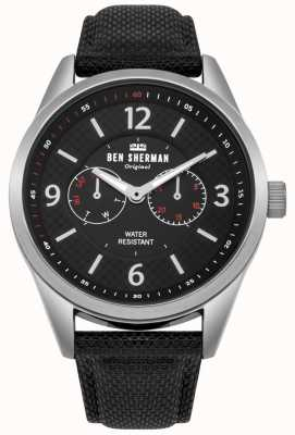 Ben Sherman Mens große Carnaby Utility Uhr WB069BB