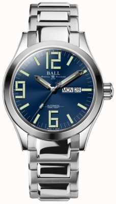 Ball Watch Company Engineer genesis 43mm blaues Zifferblatt NM2028C-S7-BE