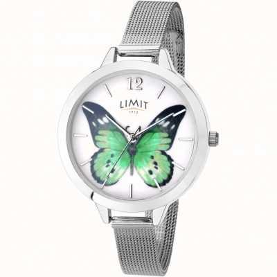 Limit Die geheime Garten-Schmetterlingsuhr der Frauen 6277.73