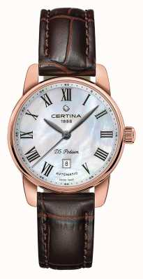Certina Damen ds Podium Automatikuhr C0010073611300