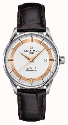 Certina Herren ds-1 powermatic 80 himalaya Sonderedition Uhr C0298071603160