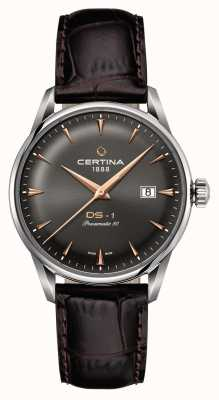 Certina Herren ds-1 powermatic 80 Automatikuhr C0298071608101