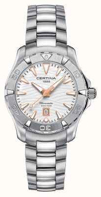 Certina Damen ds Aktion 300m Uhr C0322511101101