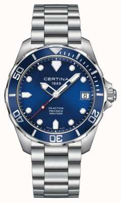 Certina Herren ds action precidrive 300m Uhr C0324101104100