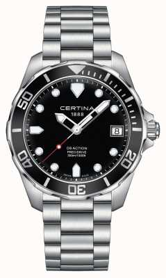Certina Herren ds action precidrive 300m Uhr C0324101105100