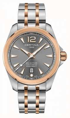 Certina Mens ds Aktion Chronometer zu sehen C0328512208700