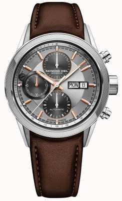Raymond Weil Selbständige automatische Chronographuhr der Männer 7731-SC2-65655